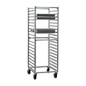 New Age 1509 Steam Table Pan Rack