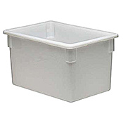 Cambro 18 x 26 x 15 White Poly Food Storage Boxes
