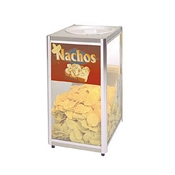 Gold Medal 2186ST Countertop Chip Merchandiser - Nacho Machines and Supplies