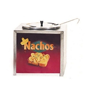 Gold Medal 2191 Nacho Cheese Warmer Dipper Style - Nacho Machines and Supplies