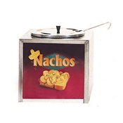 Gold Medal 2194 Bowl Insert For Nacho Cheese Warmer - Nacho Machines and Supplies