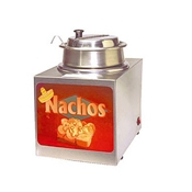 Gold Medal 2365LS Cheese Warmer Dipper Style - Nacho Machines and Supplies