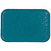 Carlisle 370 mm x 265 mm x 19 mm Fiberglass Trays - Cafeteria Trays