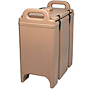 Cambro 3-1/2 Gal Insulated Soup Server  - Beverage Carriers