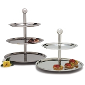 Carlisle 609169 Allegro 2-Tier Display Stand - Servingware