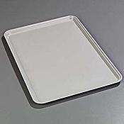 Carlisle 530 mm x 370 mm x 19 mm Fiberglass Trays - Cafeteria Trays