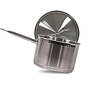 Vollrath Optio 2-3/4 Qt Stainless Steel Sauce Pan - Vollrath Cookware