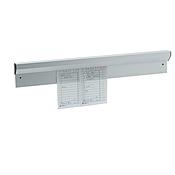"""Carlisle Aluminum 36"""" Slide Order Rack - Order Holders"""