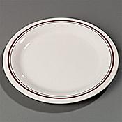"Carlisle 9"" Pattern Dinner Plates - Dinner Plates"