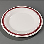 "Carlisle 6-1/2"" Pattern Pie Plates - Carlisle"