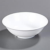 Carlisle 36 oz Footed Serving Bowls - Servingware