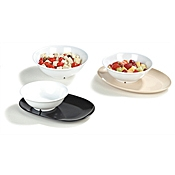 Carlisle 57 oz Footed Serving Bowls - Servingware
