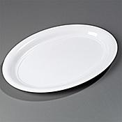 "Carlisle 12"" x 15"" Catering Platters - Servingware"