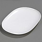 "Carlisle 14"" x 10"" Oblong Platters - Servingware"