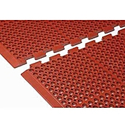 Notrax VIP-Duralock General Purpose Matting, End