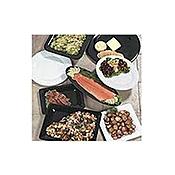 "Carlisle Round 19"" Platters - Servingware"