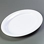 "Carlisle Oval 21"" x 15"" Platters - Servingware"
