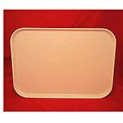 Carlisle 450 mm x 320 mm x 17 mm Fiberglass Trays - Cafeteria Trays