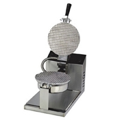 "Gold Medal 5020E Giant Waffle Cone Baker 8"" Grid - Commercial Waffle Makers"