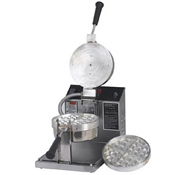 "Gold Medal 5042E Belgian Waffle Baker 7-1/4"" Round - Commercial Waffle Makers"