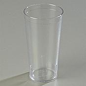 Carlisle 20 oz Tumblers - Plastic Tumblers