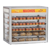 "Gold Medal 5513 Countertop Nacho Warmer 32""  - Nacho Machines and Supplies"