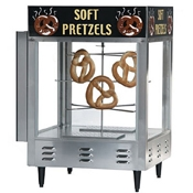 Concession Equipment - Pretzel Merchandisers