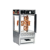 Gold Medal Combo Pretzel Warmer and Humidified Merchandiser