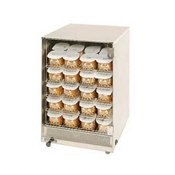 "Gold Medal 5583 Countertop Portion Pak Cheese Warmer 12-1/2""  - Nacho Machines and Supplies"