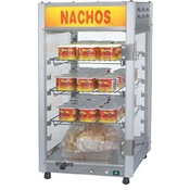 "Gold Medal 5587 Countertop Mini Portion Pack Cheese Warmer 12-1/2""  - Nacho Machines and Supplies"
