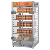 "Gold Medal 5588 Countertop Grande Nacho Display 12""  - Nacho Machines and Supplies"