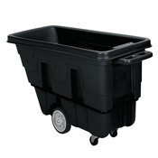 Trash Cans - Tilt Trucks