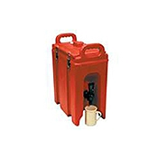 Cambro Camtainer 1 & 10 Gallon Metal Latch Kit - Beverage Carriers