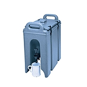 Cambro Camtainer 1 & 10 Gallon Plastic Latch Kit - Beverage Carriers