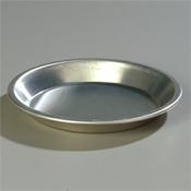 """Carlisle 10"""" Aluminum Pie Pan - Carlisle"""