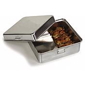 Carlisle 60336 Heavy Weight Roast Pan with Handles (Cover) - Carlisle