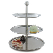 Carlisle 609170 Allegro 3-Tier Display Stand - Servingware