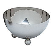Carlisle 48 oz Stainless Steel Display Bowls - Servingware