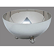 Carlisle 3 qt Stainless Steel Display Bowl - Servingware