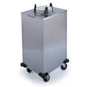"Lakeside 1-Stack Mobile 5-7/8"" - 6-1/2"" Plate Dispenser - Lakeside"