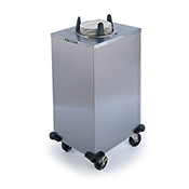 Lakeside 6112 Heated Mobile Plate Dispenser - Lakeside