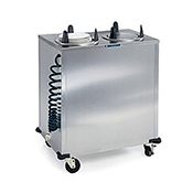 Lakeside 6208 Heated Mobile Plate Dispenser - Lakeside