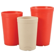 Cook's 630-008N 8 oz Flex Tumblers - Cooktek