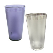 Cook's 630-330BL 16 oz. Polycarbonate Tumblers - Cook's Brand