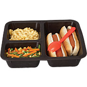 Meal Trays - Non-Insulated Meal Trays