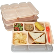 Cook's Extra Deep 6 Compartment Trays