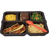 Cook's 517 Brown Flex Tray - Cook's Brand