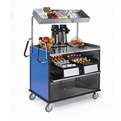 Lakeside 660 Compact Mart Cart - Kiosks and Carts