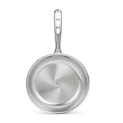 "Vollrath 67112 12"" Wear-Ever Natural Finish Fry Pan (Case of 2) - Vollrath Cookware"