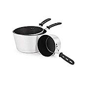 Vollrath 5.5 Qt Sauce Pan with Black Handle - Vollrath Cookware
